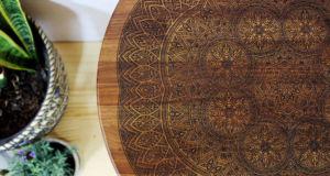 Эксклюзивные гравированные столы от Matt Kennedy и Mix Sidthilaw-Kennedy