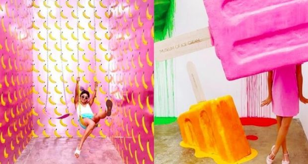 Музей Мороженого в Лос-Анжелесе - рай для сладкоежек