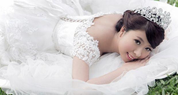 Свадебная фотосессия Мэй Чен, больной раком 4 степени