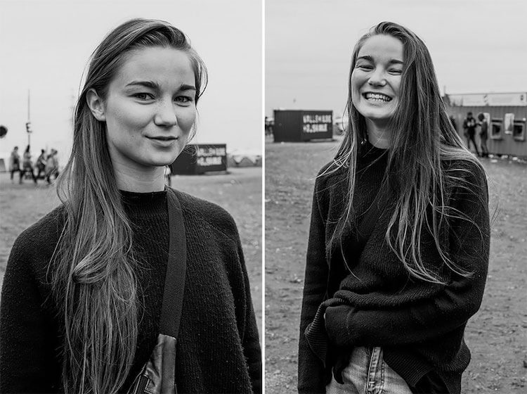 Портреты незнакомцев в фотопроекте Johanna Siring (Йоханна Сиринг)