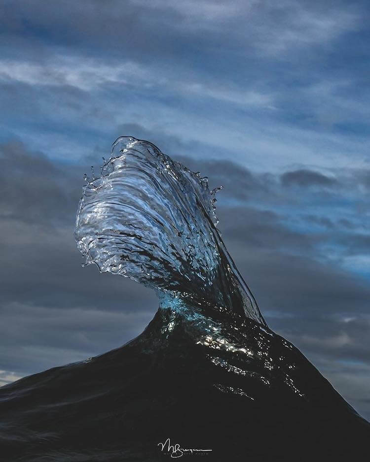 Водная стихия в фотографиях Мэтт Берджесс (Matt Burgess)