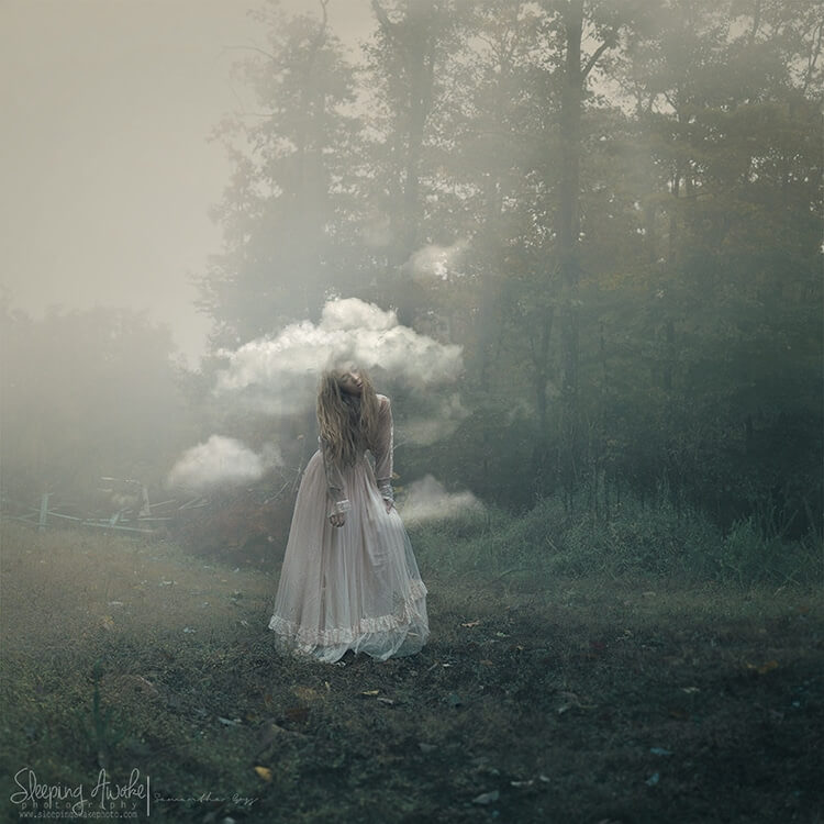 Фантастические фотографии Samantha Goss