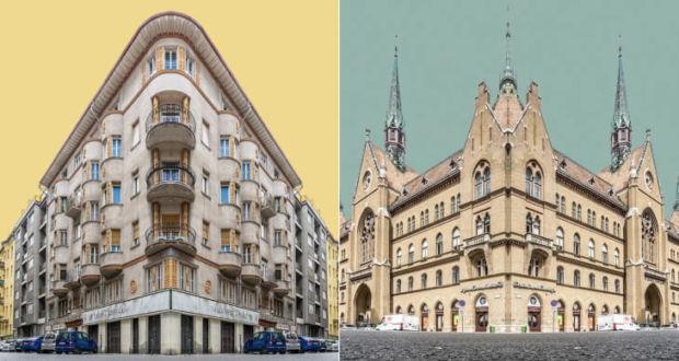 Corner Symmetry (Угловая Симметрия) фотографа Zsolt Hlinka (Жолт Хлинка)