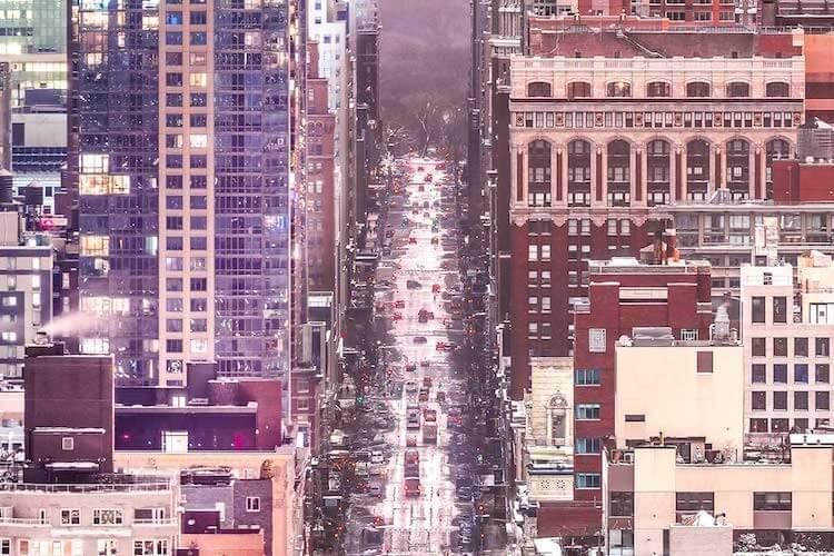 Dan Piech (Дэн Пьех) - «New York Transitions I»