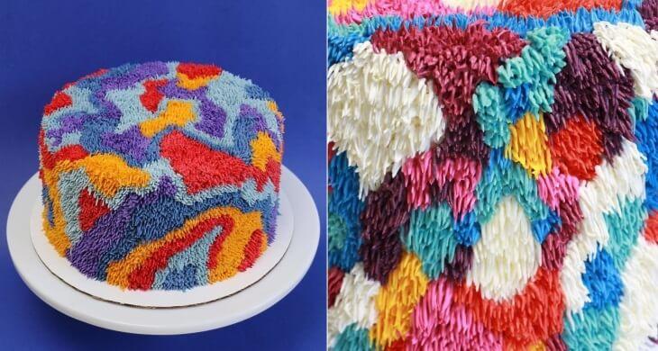 Махровые торты от Alana Jones-Mann (Алана Джонс-Манн)