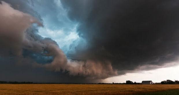 Грозовые бури и торнадо в работах Camille Seaman (Камилла Симэн)
