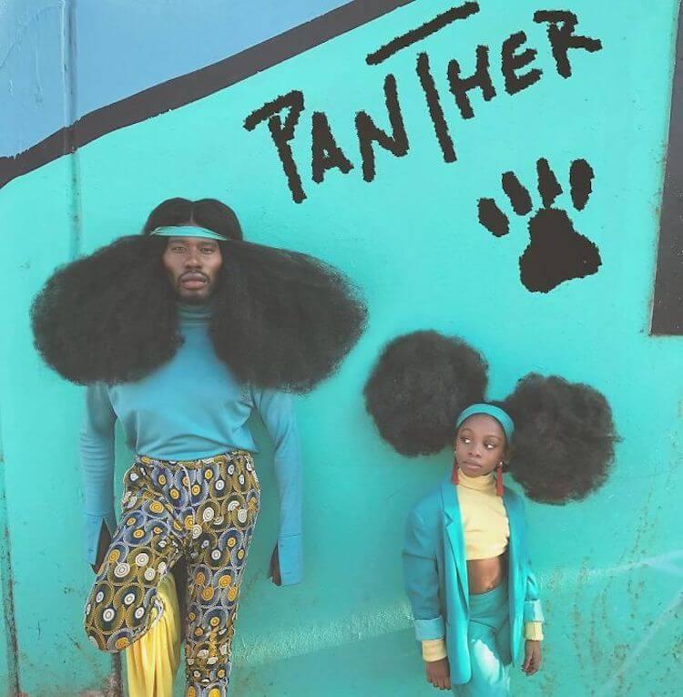 Бенни Харлем - обладатель самой высокой причёски
