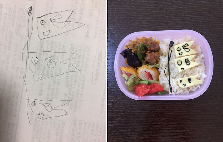 Забавные обеды от Takafumi Ozeki (Такафуми Озеки)