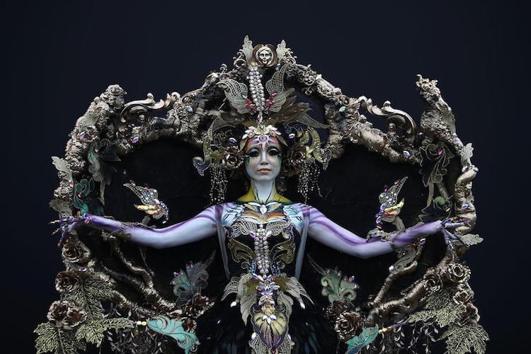 Фестиваль в Тэгу в Южной Корее